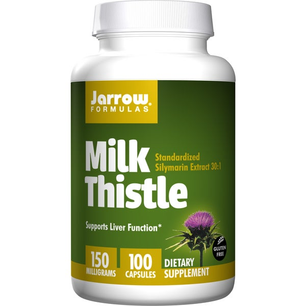 Jarrow Formulas Milk Thistle (100 Capsules)