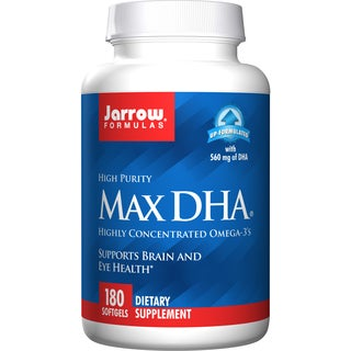 Jarrow Formulas Max DHA (180 Softgels)