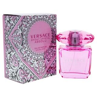 Gianni Versace Bright Crystal Absolu Women's 1-ounce Fragrance Spray