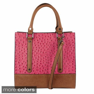 Emilie M Jolene Mini Shopper w/Detachable