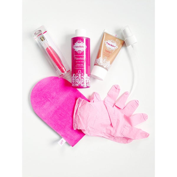 Fake Bake Gift Set