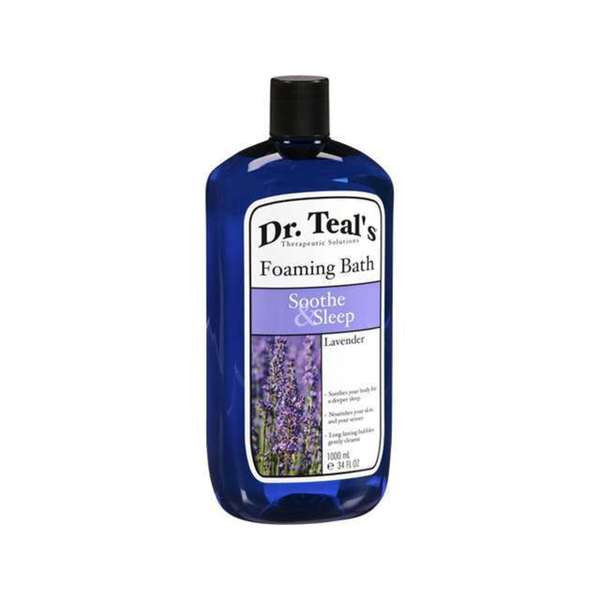 Dr. Teal's Soothe and Sleep 34-ounce Foaming Bath