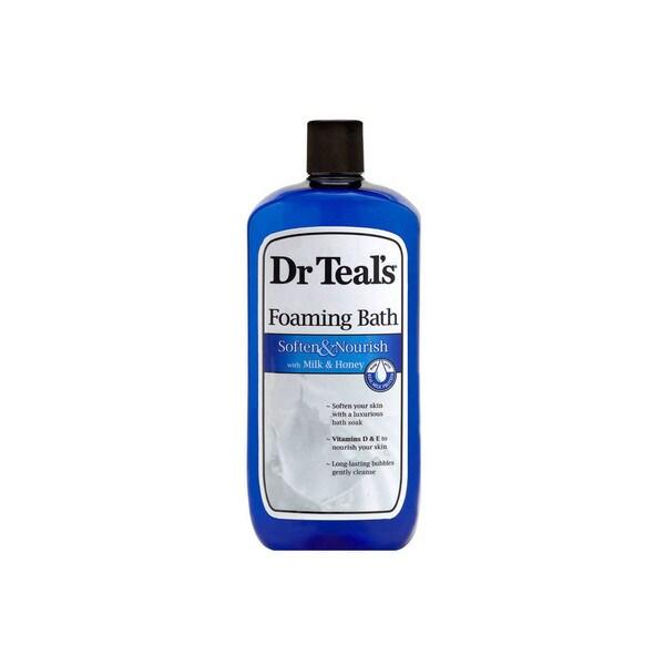 Dr. Teal's Soften & Nourish 34-ounce Foaming Bath