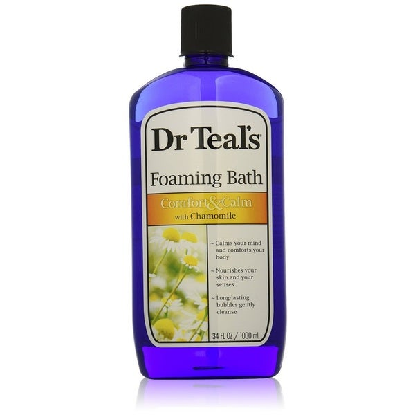 Dr. Teal's 34-ounce Foaming Bath