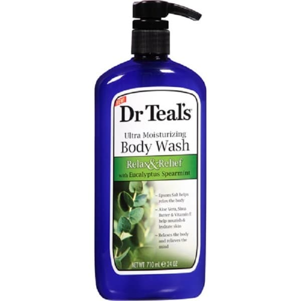 Dr. Teal's Ultra Moisturizing 24-ounce Body Wash