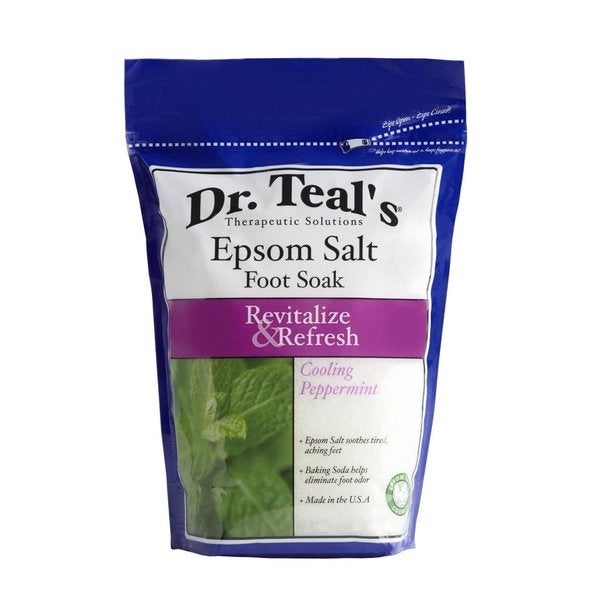 Dr. Teal's Revitalize & Refresh Epsom Salt Foot Soak
