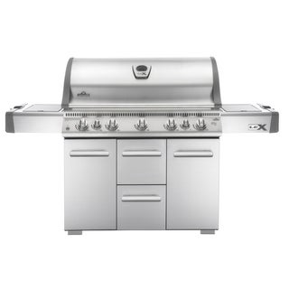 Napoleon LEX730RSBI 7-burner Natural Gas Grill
