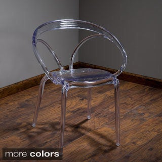 Christopher Knight Home Zanesville Transparent PC Chair