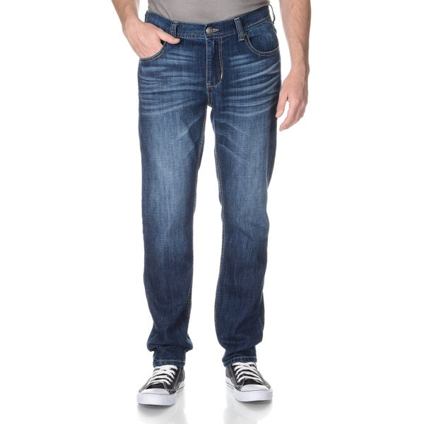 Seven7Jeans Men's Luxury Denim Medium Wash Skinny Jean