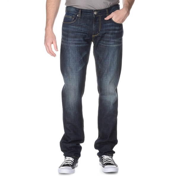Seven7Jeans Men's Core Stretch Dark Wash Skinny Jean