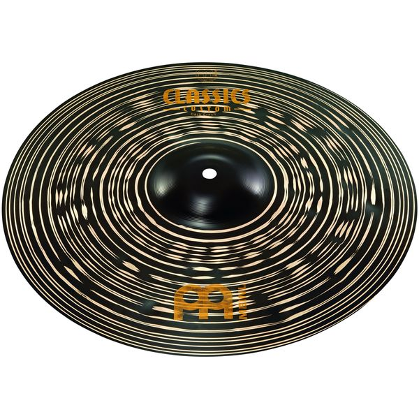 Meinl Cymbals CC16DAC Classics Custom 18-inch Dark Crash Cymbal