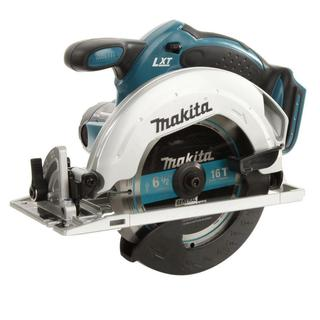 Makita BSS611Z 18-Volt LXT Lithium-Ion Cordless 6.5-Inch Circular Saw (Tool Only, No Battery)