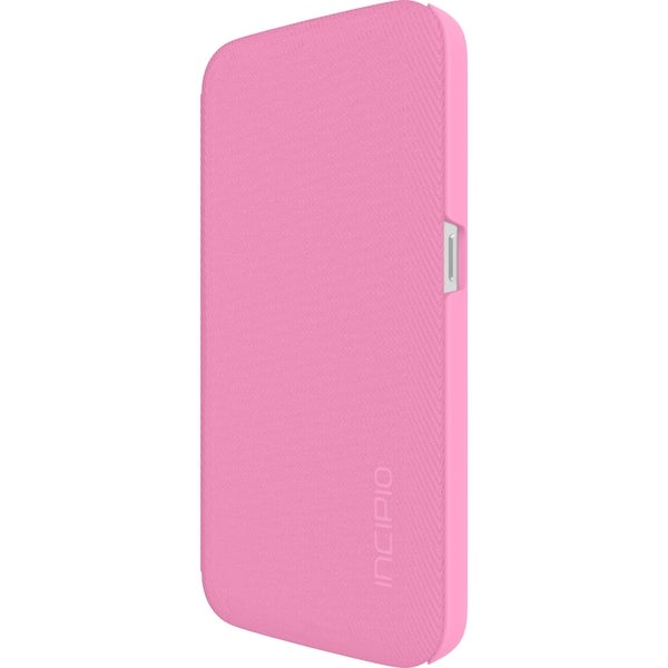 Incipio Lancaster Carrying Case (Folio) for Smartphone - Pink