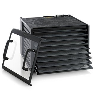 Excalibur 3926TCDB 9-Tray Dehydrator with Clear Door and Timer