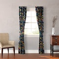 Teen Vogue Folksy Floral 4-piece Window Panel Set