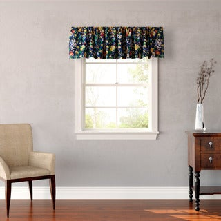 Teen Vogue Folksy Floral Window Valance