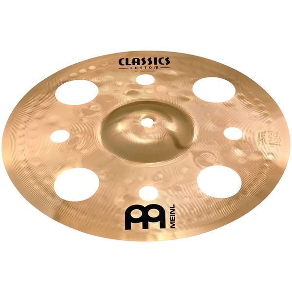 Meinl Cymbals CC12TRS-B Classics Custom 12-inch Brilliant Trash Splash