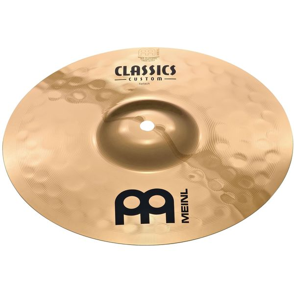 Meinl Cymbals CC8S-B Classics Custom 8-inch Brilliant Splash