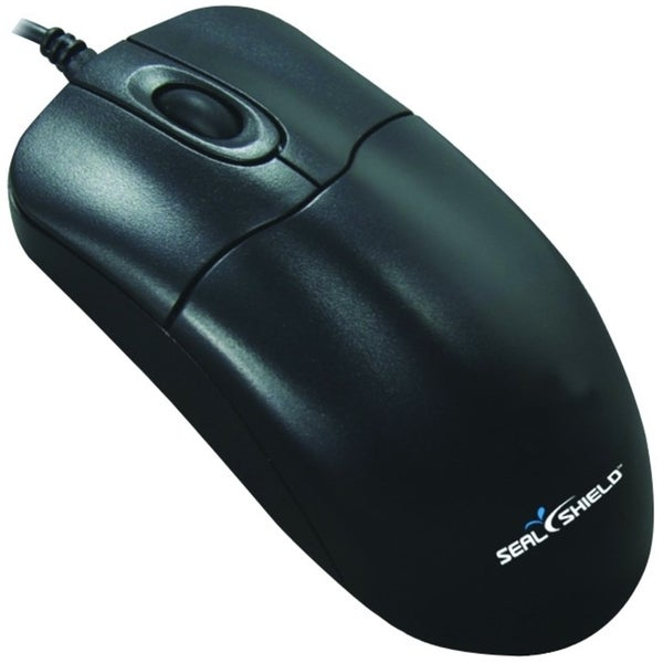 Seal Shield STM042 Silver Storm USB Mouse