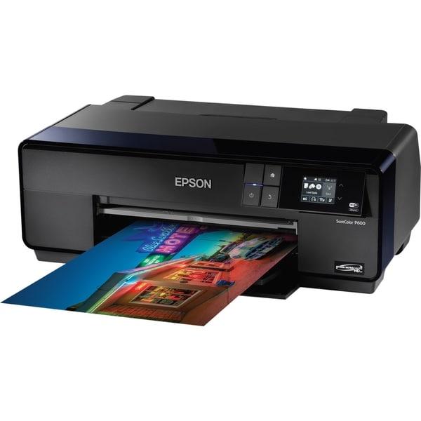 Epson SureColor P600 Inkjet Printer - Color - 5760 x 1440 dpi Print -