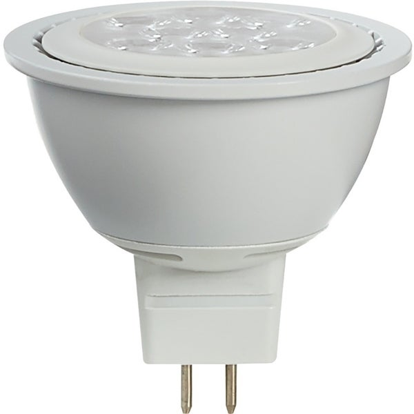 Verbatim Contour Series MR16 (GU5.3) 2700K, 500lm LED Lamp with 38-De