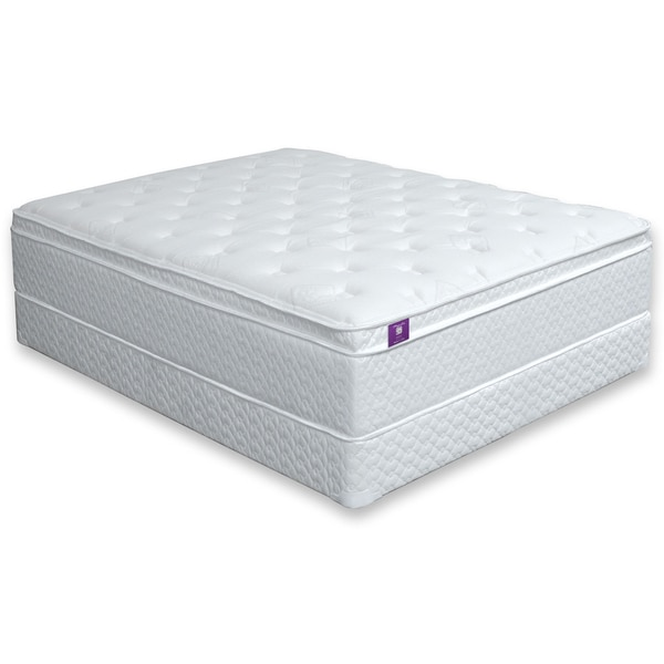 Furniture of America Dreamax 18-inch Queen-size Euro Top Hybrid Mattress