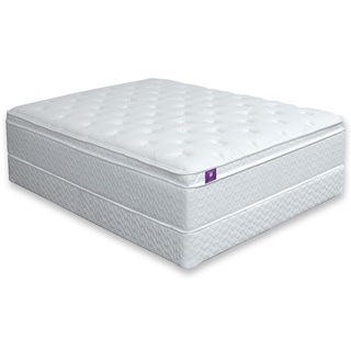 Furniture of America Dreamax 18-inch King-size Euro Top Hybrid Mattress