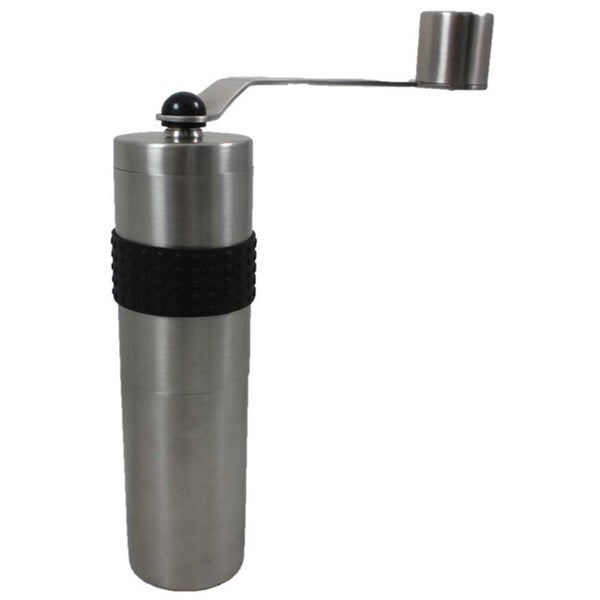 Rhinowares Hand Coffee Grinder, Stainless Steel