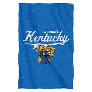 Kentucky Sweatshirt Throw Blanket