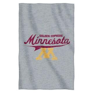 Minneosta Sweatshirt Throw Blanket