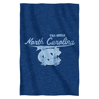 UNC Sweatshirt Throw Blanket