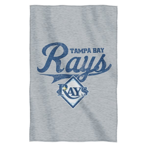 Rays Sweatshirt Throw Blanket