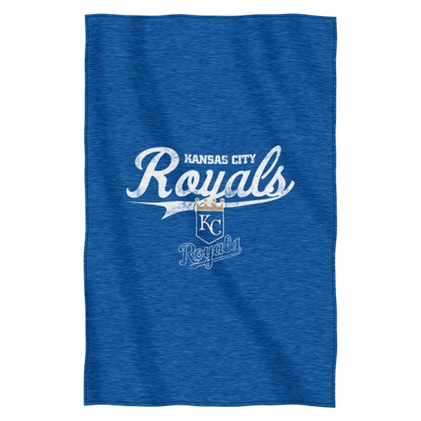 Royals Sweatshirt Throw Blanket