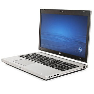 HP Elitebook 8560P Core I7-Quad 2.2Ghz 2nd Gen 2720Qm 8GB 240GB SSD DVDRW 15.6-inch Display W7P64 Cam (Refurbished)