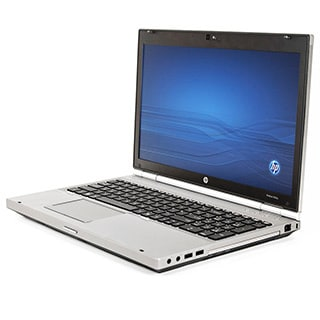 HP Elitebook 8560P Core I7-Quad 2.2Ghz 2nd Gen 2720Qm 8GB 120GB SSD DVDRW 15.6-inch Display W7P64 Cam (Refurbished)