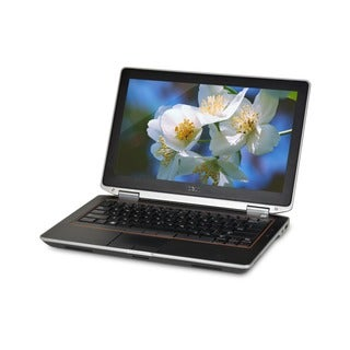 Dell Latitude E6320 Core I5-2.5 2nd Gen 2520M 8GB 750GB HDD DVDRW 13.3-inch Display W7P64 Mini HDMI (Refurbished)