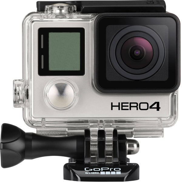 GoPro Hero4 Silver Surf Edition Action Camera