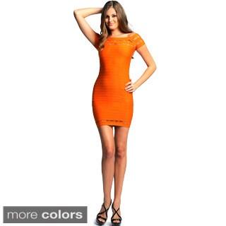 Sara Boo Women's Seamless Bodycon Party Dress