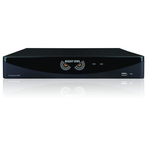 Night Owl 16 Channel Video Security System