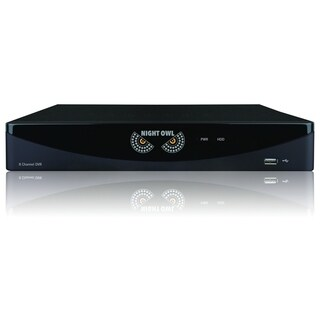 Night Owl 8 Channel Video Security System