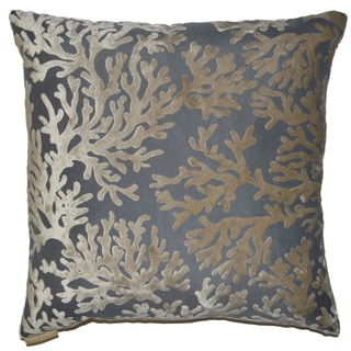 St. Tropez Decorative Feather and Down Filled Throw Pillow