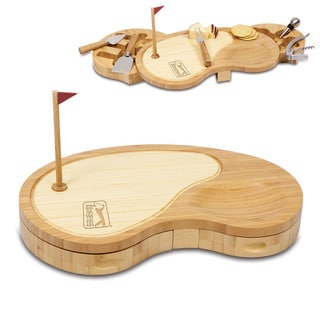 Sand Trap Cheese Serving Set