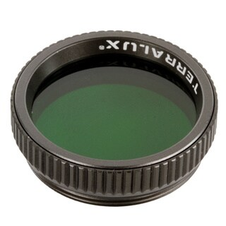 TerraLUX Flashlight Filter, Fits TT-5 and TDR-2, Green