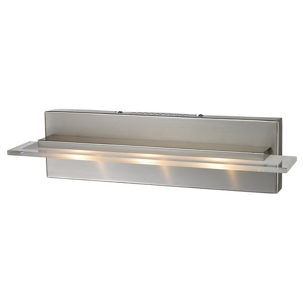 Linton Nickel 1-5W LED Light