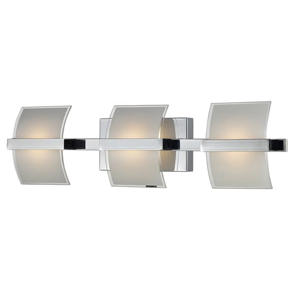 Epsom Polished Chrome 3-5W LED Light