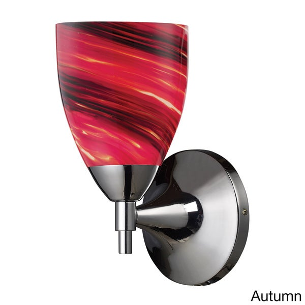 Celina Nickel 1-light Sconce