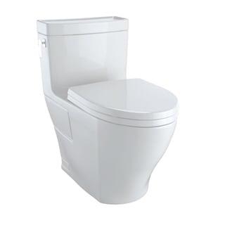 Toto Aimes 1-piece Toilet Colonial White