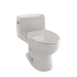 Toto Eco Supreme Elongated 1-piece Toilet Bone