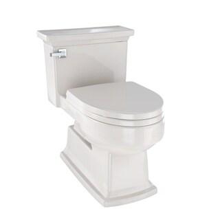 Toto 1-piece Toilet Lloyd High Efficiency Toilet Sedona Beige