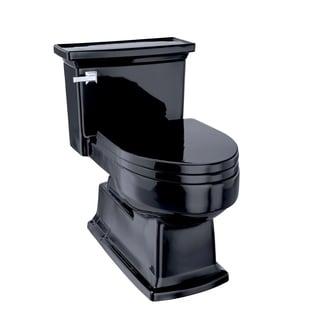 Toto 1-piece Toilet Lloyd High Efficiency Toilet Ebony